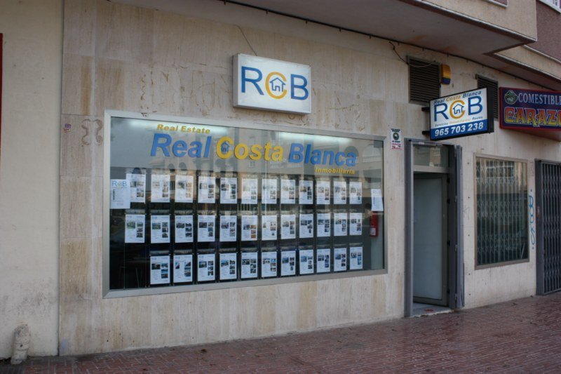 Our Torrevieja office